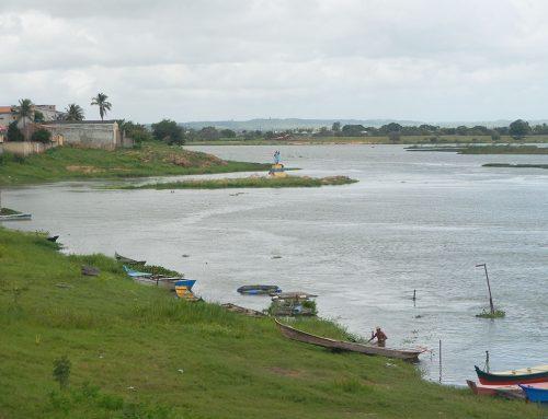 Imagens da semana – Isso não é o rio. Onde está o rio?