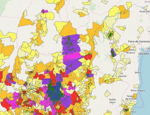 Aumento da irrigação por pivôs centrais indica menos água e mais conflitos futuros