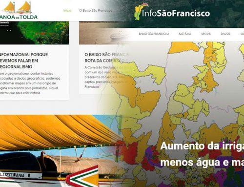 Canoa de Tolda e InfoSãoFrancisco agora com conteúdos compartilhados e integrados