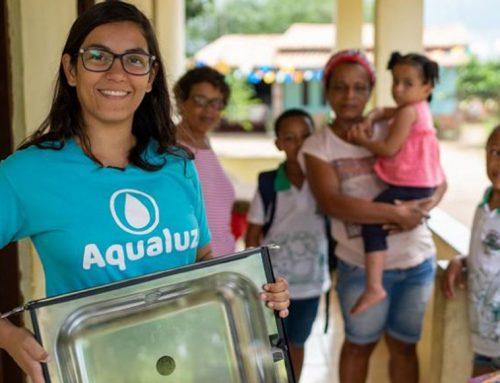 Jovem brasileira é finalista de prêmio global da ONU com tecnologia para purificar  água