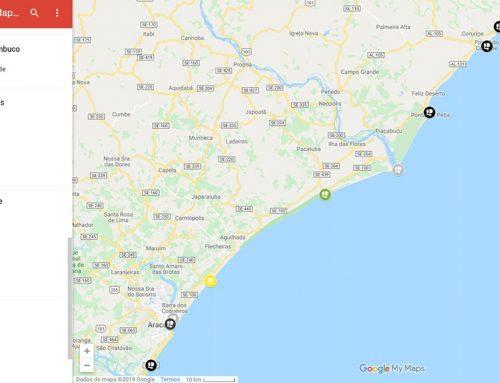MonitOleamento: com mapa interativo cidadãos podem apontar manchas de óleo pelo Nordeste