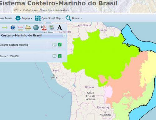 IBGE lançou mapa inédito de Biomas e Sistema Costeiro-Marinho