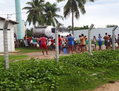 Brejo Grande, SE: população em situação de vulnerabilidade pelo precário fornecimento de água potável