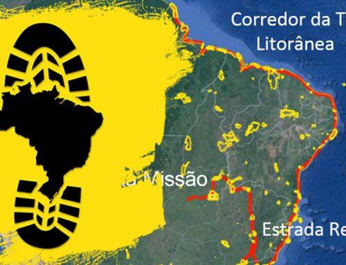 Rede Brasileira de Trilhas de Longo Curso formalizada pelo governo federal