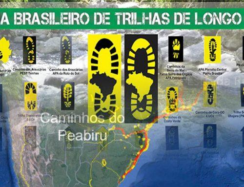 Criada a associação da Rede Brasileira de Trilhas de Longo Curso