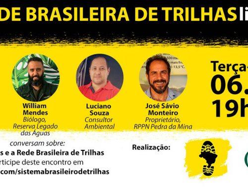 As RPPNs e a Rede Brasileira de Trilhas de Longo Curso – ao vivo
