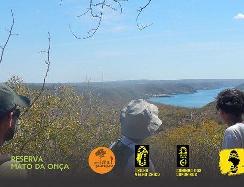 Reserva Mato da Onça na campanha Um Dia no Parque