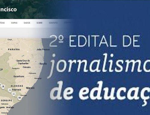 InfoSãoFrancisco é contemplado pelo 2º Edital de Jornalismo de Educação